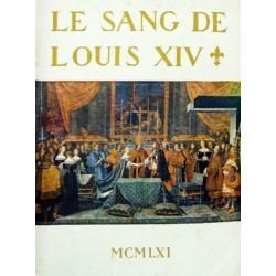 Le Sang de Louis XIV (en 2 volumes)