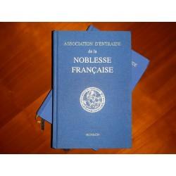 Annuaire A.N.F. 1994 Association d'Entraide de la Noblesse française