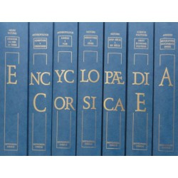 Encyclopaedia Corsicae (7 volumes)