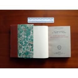 Raoul de Warren Les Prétendants au trône de France 2 volumes reliés