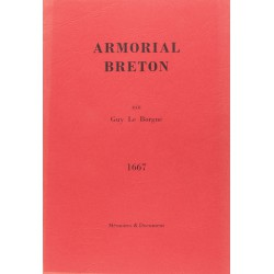 Armorial Breton  Guy Le Borgne