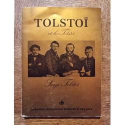 "Serge Tolstoï ""Tolstoï et les Tolstoï"""