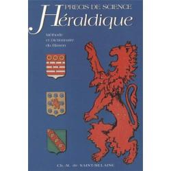 Précis de Science Héraldique  Charles-Marie de Saint-Mélaine