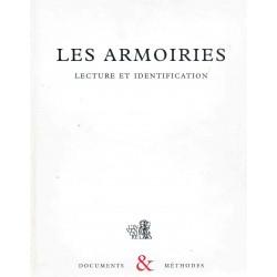 Les Armoiries Lecture et identification  Michel Pastoureau et Michel Popoff