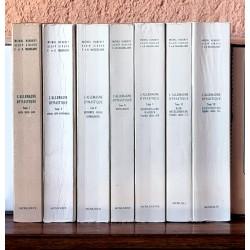 L'Allemagne dynastique 7 volumes Complet M. Huberty, A. Giraud, F. et B. Magdela