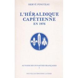 L'Héradique capétienne en 1976  Hervé Pinoteau