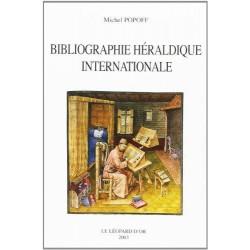 Bibliographie Héraldique Internationale  Michel Popoff