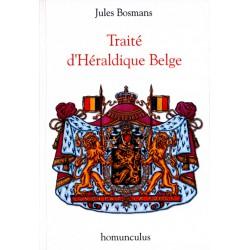 Traité d'Héraldique Belge  Jules Bosmans