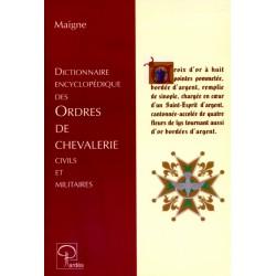 Armorial des Maîtres de l'Ordre du Temple  Bernard Marillier