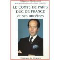 Le comte de Paris, duc de France et ses ancêtres Philippe de Montjouvent