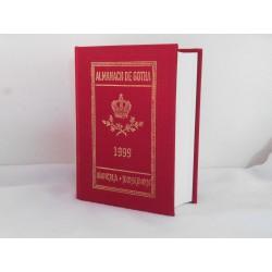 Almanach de Gotha 1999 Volume I