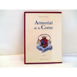 Armorial de la Corse - François Demartini (3 volumes)