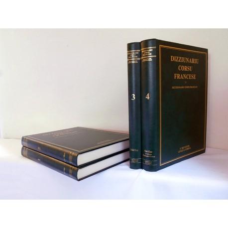 Dizziunariu corsu-francese - Dictionnaire corse-français