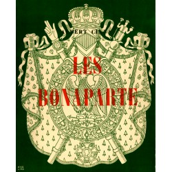 Albert CIANA  Les Bonaparte - autographes, manuscrits, signatures.