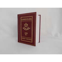 Almanach de Gotha 2004 Volume I
