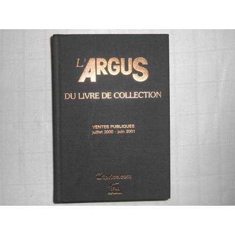 L'Argus du Livre de Collection * 2002 *