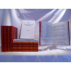 Etat présent de la Noblesse Française subsistante 40 volumes